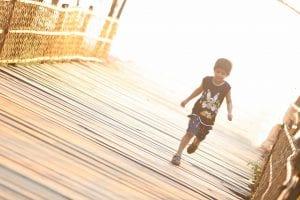Intervention is often necessary with children