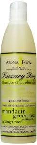 Aroma Paws Chemical Free Dog Shampoo
