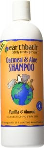 Earthbath Oatmeal Aloe Shampoo
