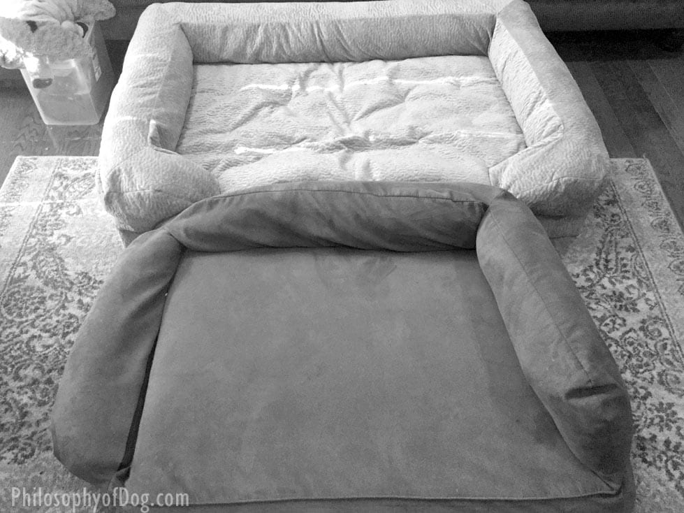 Snoozer Forgiveness Bed