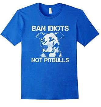 Ban Idiots Not Pitbulls