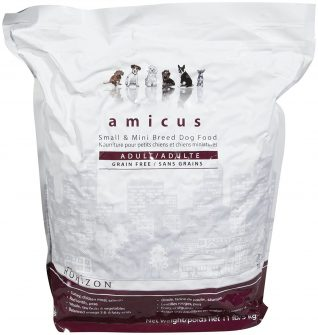 Amicus Dog Food