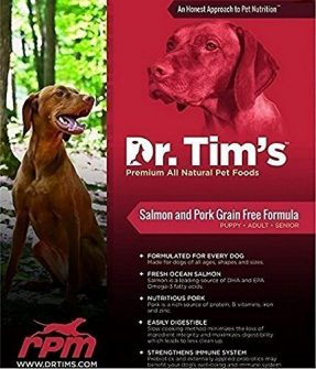 Dr Tim's Dog Food
