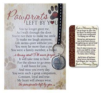Dog Memorial Gift