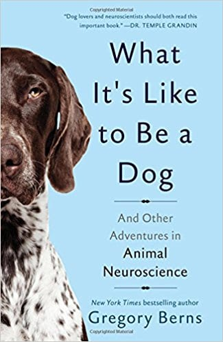 What It's Like to Be a Dog: And Other Adventures in Animal Neuroscience by Gregory Berns
