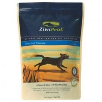 ZiwiPeak Dog Food