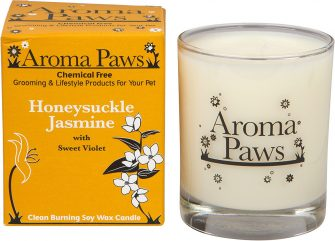 Aroma Paws Chemical Free Honeysuckle Jasmine Candle