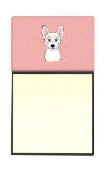 Westie Sticky Note Holder