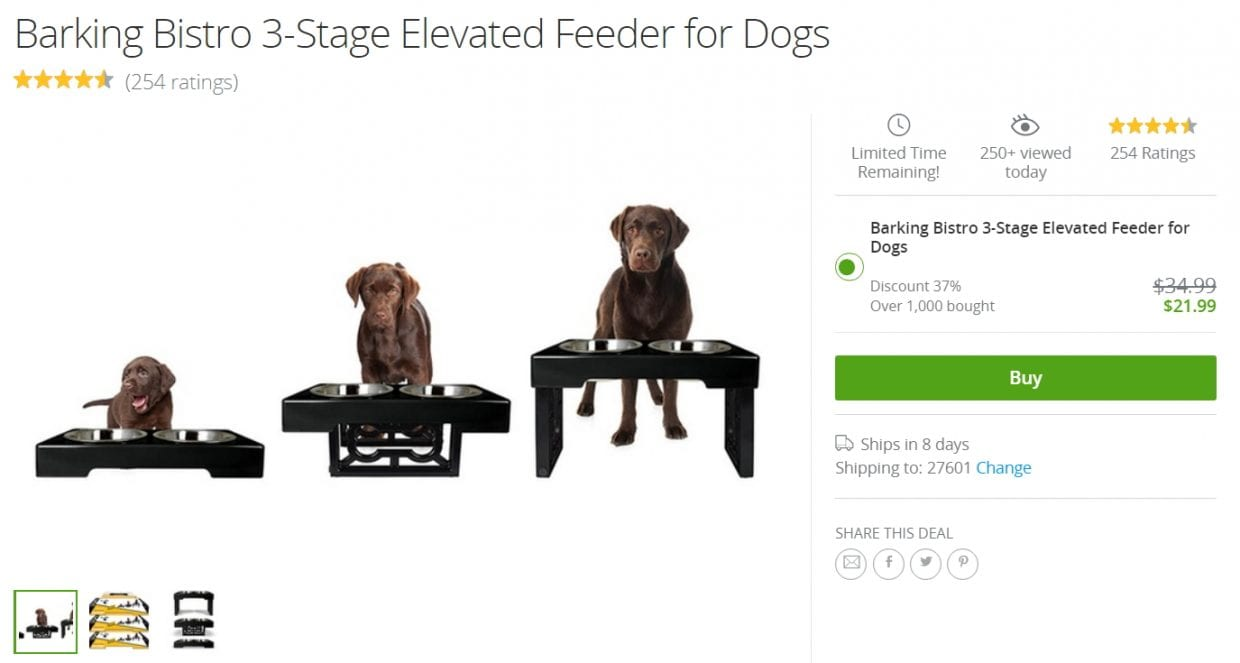 Cheap Elevated Feeder