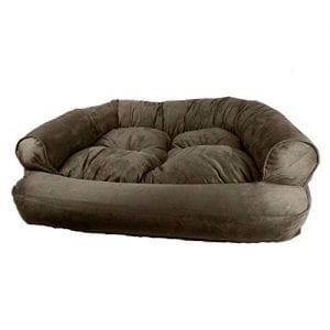 The Best Senior Dog Bolster Bed