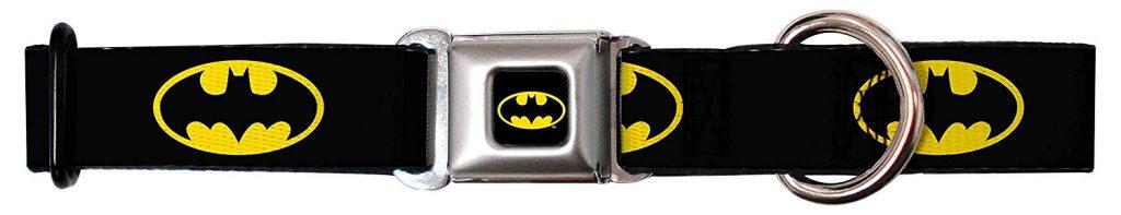 DC Comics Batman Seatbelt Collar