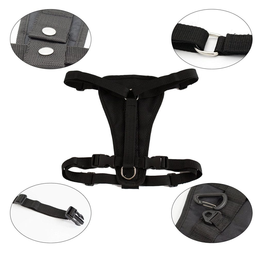 Dog Seat-belt Harness