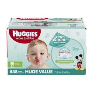 Huggies Wipes for Your Dog