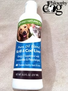 Only Natural Pet Fish Oil Blend